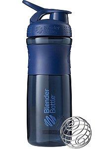 Blender Bottle Sport Mixer (830ml) Azul Marinho