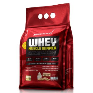 Whey Muscle Hammer (1.8Kg) Body Action