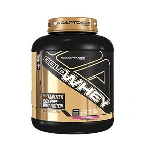 Gold Whey (2,27kg) Adaptogen Science