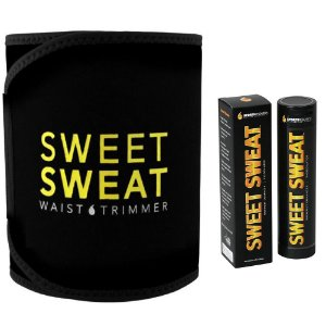 Kit Sweet Sweat bastão + Cinta de Neoprene