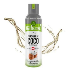 Óleo de Coco Spray (128ml) SS Naturals