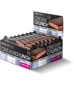 Cream Crunch Bar (12 unid) Probiótica