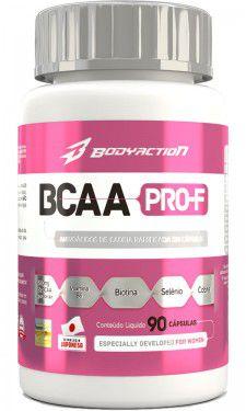 Bcaa Pro-F (90 caps) Body Action