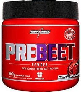 Pre Beet Frutas Vermelhas (300g) Integralmédica