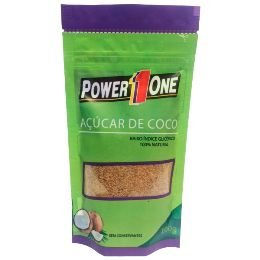 Açúcar de Coco (100g) Power One