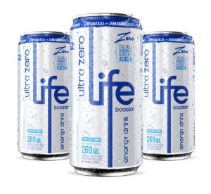 Energéticos Ultra Zero (269ml) Life Booster
