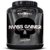 Mass Gainer (3Kg) Black Skull