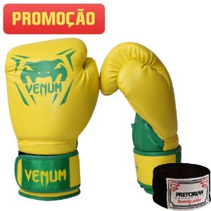Kit Boxe Venum New Contender