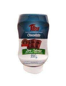 Calda de Chocolate Zero Calorias (335g) Mrs Taste