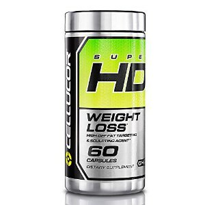 Super HD (60 cápsulas) Cellucor