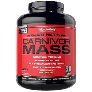 Carnivor Mass (2,268g) Musclemeds