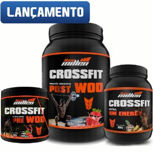 Kit Crossfit New Millen