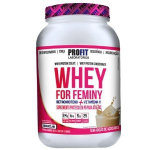 Whey For Feminy (900g) Profit