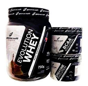 Kit Massa Muscular Evolution Body Action