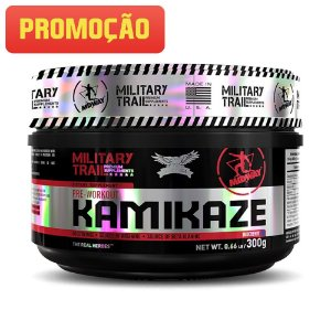 Kamikaze Pre-Workout Military Trail  (300g) Midway