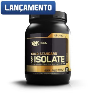 Gold Standard 100% Isolate (744g) Optimum Nutrition