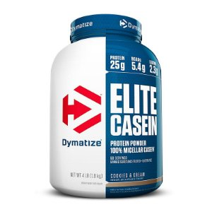 Elite Casein (1,8kg) Dymatize