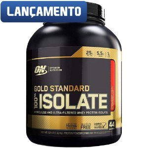 Gold Standard 100% Isolate (1,360g) Optimum Nutrition