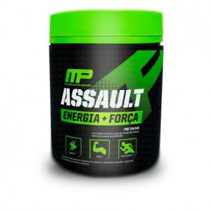Assault (300g) MusclePharm