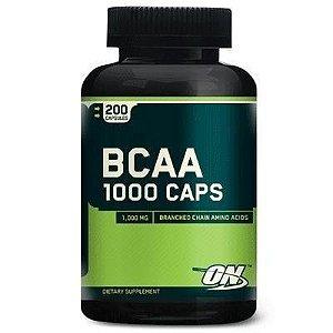 BCAA 1000mg (400 cápsulas) Optimum Nutrition