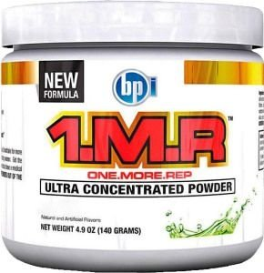 1.M.R Ultra concetrate powder (140g) Bpi