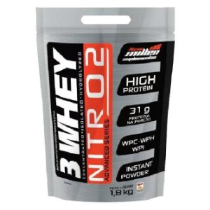 3 Whey NitroO2 (1,8g) New Millen