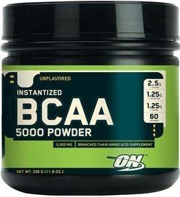 BCAA 5000 Powder Natural (345g) Optimum Nutrition