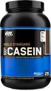 100% Gold Standard Casein (909g) Optimum Nutrition