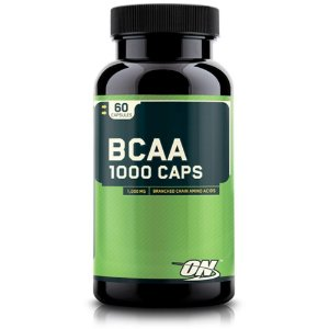 BCAA 1000mg (60 cápsulas) Optimum Nutrition