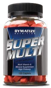 Super Multi (120 tabletes) Dymatize