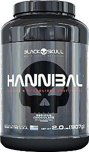 Hannibal Beef Protein (907g) Black Skull
