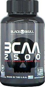 BCAA 2500 (120 tabletes) Black Skull