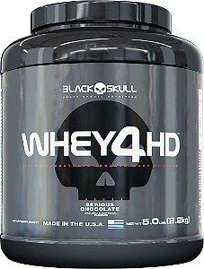 Whey 4HD (2,2kg) Black Skull