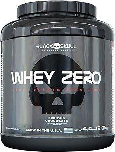 Whey Zero (2kg) Black Skull