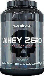 Whey Zero (907g) Black Skull