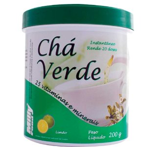 Chá Verde (200g) New Millen