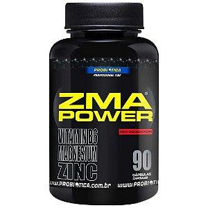 ZMA Power (90 cápsulas) Probiótica