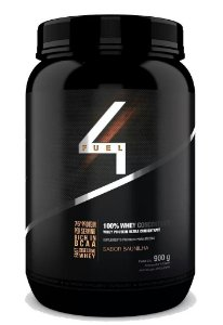 100% Whey Concentrate (900g) 4Fuel