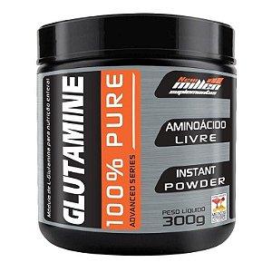 Glutamina 100% Pure (300g) New Millen