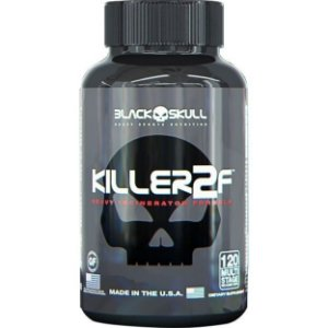 Killer2F (120 cápsulas) Black Skull