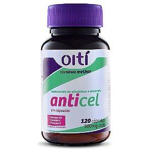 Anticel (120 cápsulas) Oití Suplementos