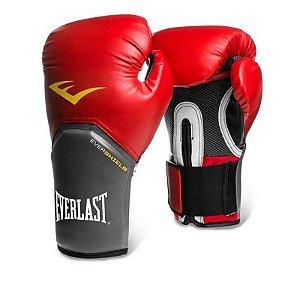 Luva de Boxe Pro Style Elite Vermelha Everlast