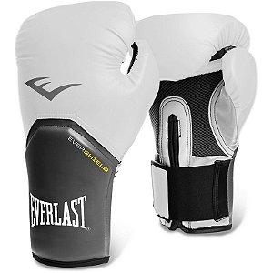 Luva de Boxe Pro Style Elite Branca Everlast
