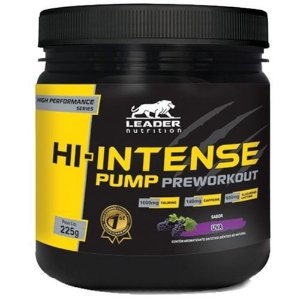 Hi-Intense Pump (225g) Leader Nutrition