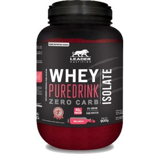 Whey Pure Drink Zero Carb (900g) Leader Nutrition