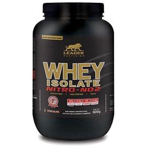 Whey Isolate Nitro-NO2 (900g) Leader Nutrition