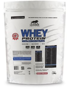 Whey Protein HP (1,8kg) Leader Nutrition