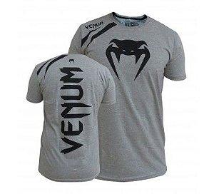 Camiseta Venum Training - CINZA