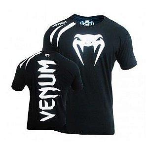 Camiseta Venum Training - PRETA