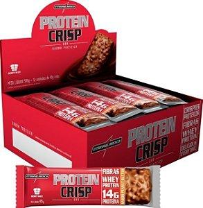Protein Crisp Bar (12 Unid. Caixa) Integralmédica